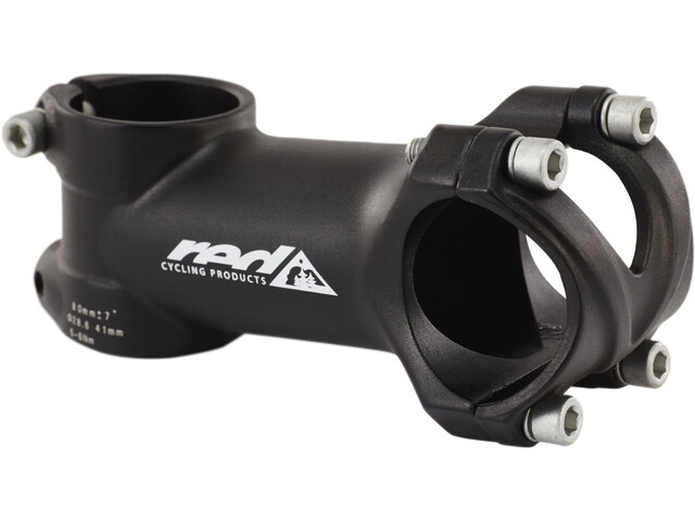 """Red Cycling Products PRO Mountain Vorbau 7° Ø31,8 80mm 1 1/8"""" schwarz"""